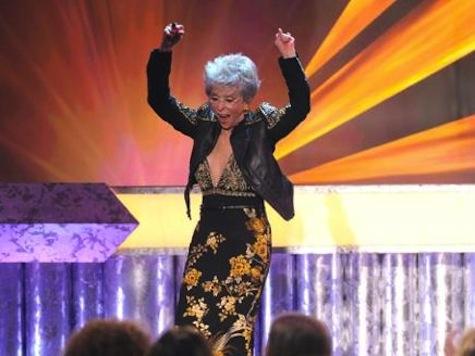 Rita Moreno Drops F-bomb at SAG Awards