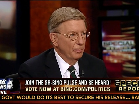 George Will: Obama Interview with New Yorker's David Remnick 'Interestingly Uninteresting'
