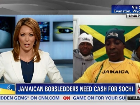 Jamaican Team Talks About Crowdfunding Efforts for Sochi