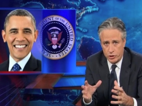 Jon Stewart Slams Obama's NSA Speech: Privacy Is Important Unless We Decide It Isn't