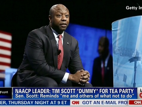Niger Innis Takes on NC NAACP Chief Over Controversial Remarks About Tim Scott