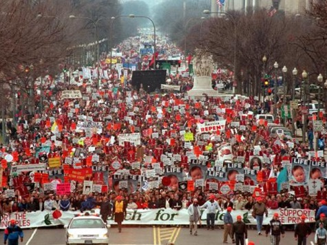LIVE FEED: March for Life 2014 from Washington, DC