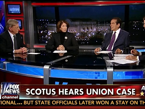 'Special Report' Panel Discusses First Amendment Challenge to Labor Unions Before the Supreme Court