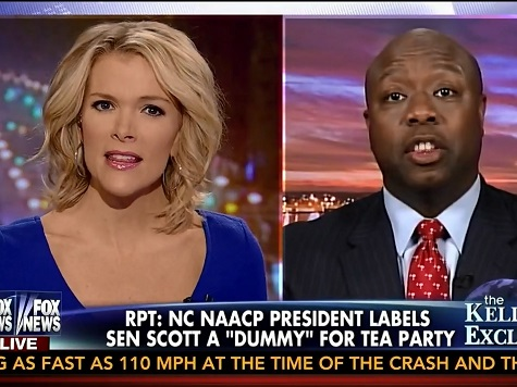 Sen. Tim Scott on NAACP Attacks: 'Pretty Remarkable and Absolutely Ridiculous'