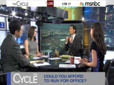 MSNBC's Touré Has Global Warming Freak Out, Accuses Co Hosts of 'Dancing On The Deck Of The Titanic'
