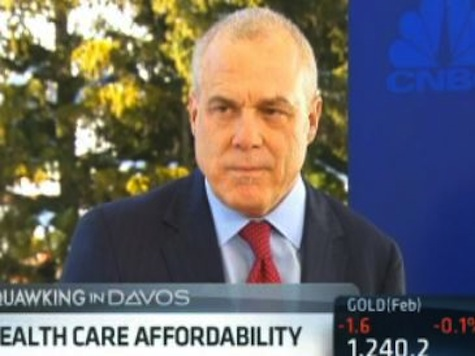 Aetna CEO: Only 11 Percent Of ObamaCare Signups Have Been Uninsured