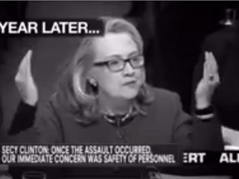 Citizens United Hammers Hillary on the One-Year Anniversary of Her Benghazi Testimony