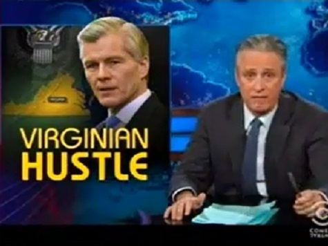 Jon Stewart Ridicules Bob McDonnell for Wife's Claim of Personal Financial Troubles