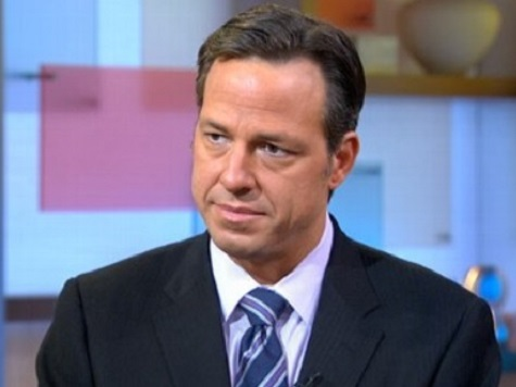 CNN's Jake Tapper Admits Media Double Standard on 'BridgeGate' and Benghazi Coverage