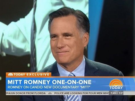 Romney on Christie Scandal: Shown He's a 'Strong Leader' Which Is What People Want in the White House