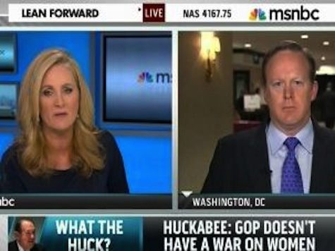 RNC Spokesman Slams MSNBC Anchor on Reckless Rhetoric: 'Your Own Network Has Problems'