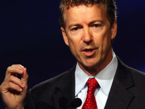 Rand Paul Slams Obama's 'Arrogant' Power Grab