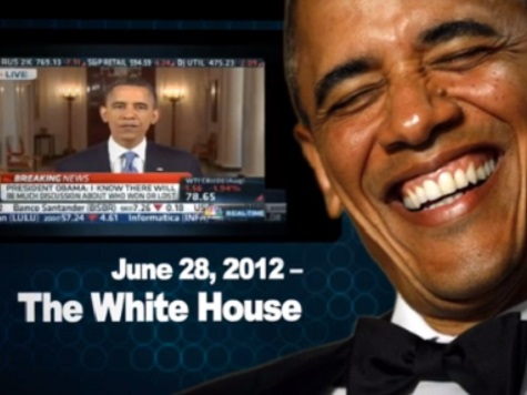 ForAmerica Unveils 'Groundhog Day' a Critical Look at Obama and His Rhetoric About ObamaCare