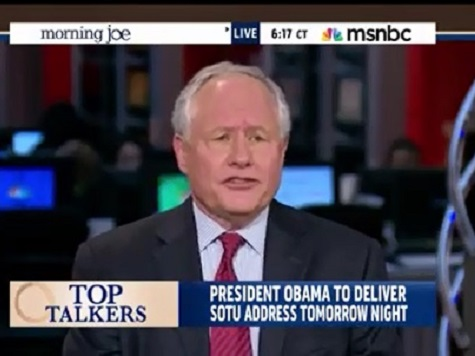 Scarborough, Kristol Warn GOP Pushing Immigration Reform Is a Fool's Errand