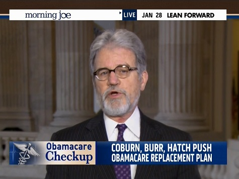 Tom Coburn Loses Cancer Doctor Due to ObamaCare