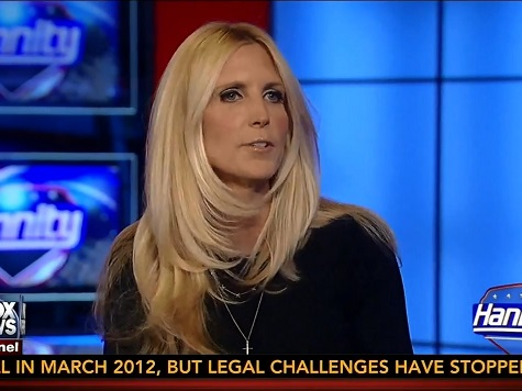 Coulter Slams Lena Dunham, Points Out Dems Have the 'Only Confirmed Kill' in 'War on Women'