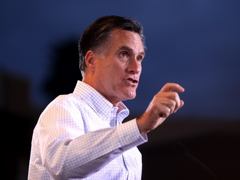 Romney: Candy Crowley Inserting Herself Into Debate 'Was a Mistake on Her Part'