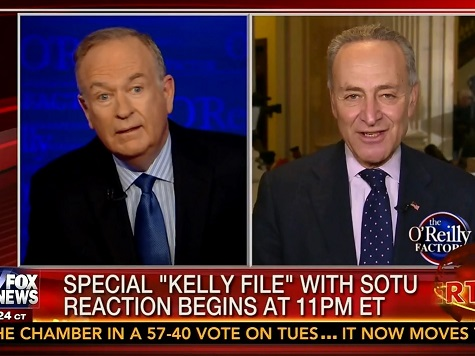 Chuck Schumer: Shut Down Liberal 501(c)4 Priorities USA
