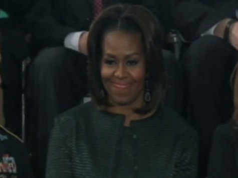 Obama Compares His Executive Power Grab to His Unelected Wife's Lets Move Initiative