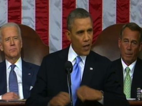 Obama Opens State Of Union with Criticism of GOP Debt Debate as Not Doing Right By the American People