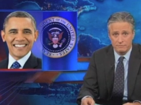 Jon Stewart: Obama is Now in the 'F*ck It' Stage of His Presidency