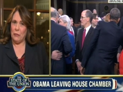 CNN's Candy Crowley Trashes Obama's State Of Union As A Rerun