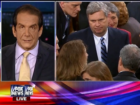 Krauthammer on SOTU: 'So Many Old Chestnuts that Were Shown'