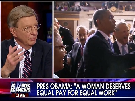 George Will on State of the Union: 'There Was A Lot Of Gesture Liberalism'