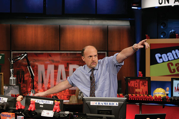 CNBC's Jim Cramer Decries Globalization, Immigration and Global Warming 'Religions'