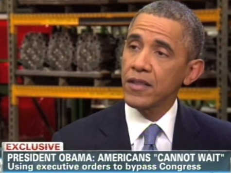 CNN's Tapper to Obama: What Happened to Lowering the Oceans? Were You Naive?