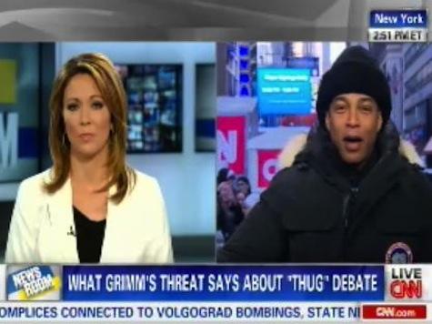 CNN Hosts: America's Race Issues Made Richard Sherman a Thug