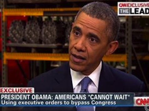 Obama: Republican Efforts to Stop 'Imperial Presidency' Not 'Serious'