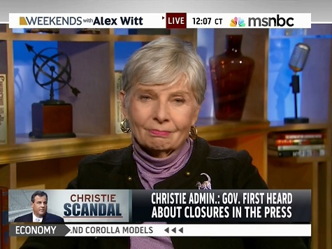 Clift: There's a Danger on Democratic Side of Being 'Too Eager,' 'Overreaching' on Christie Scandal