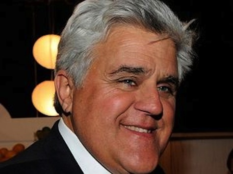 Leno Jabs Obama for Low-Rated Rerun SOTU