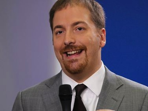 NBC's Chuck Todd: Obama Has Given Up on Trying to Change Washington