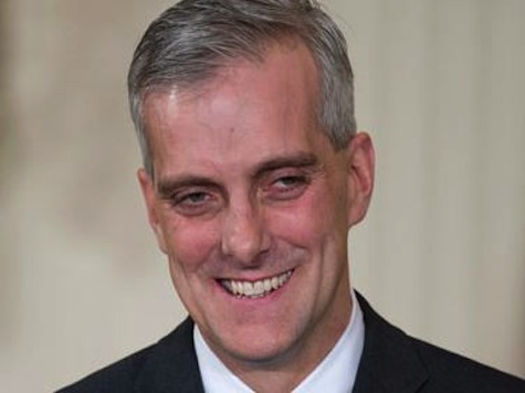White House CoS Denis McDonough Repeatedly Deflects Questions On Keystone