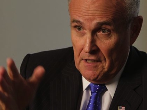 Giuliani: 'Something Very Unfair' Being Done to Christie