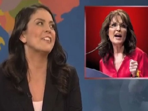 'Saturday Night Live' Slams Sarah Palin: Worse than Vietnam POW Camp