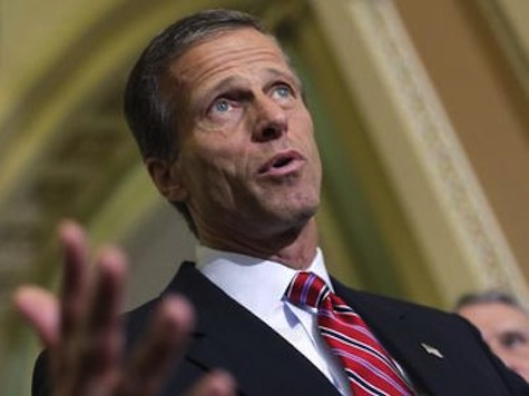 Thune Slams Sebelius: Living in 'Parallel Universe' Over ObamaCare Job Loss