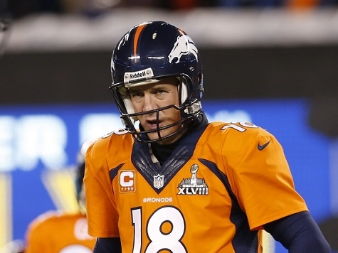 Broncos QB Peyton Manning Discusses His 'Disappointing' Super Bowl Loss