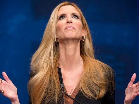Ann Coulter: My Friend's Sister Died Because of ObamaCare