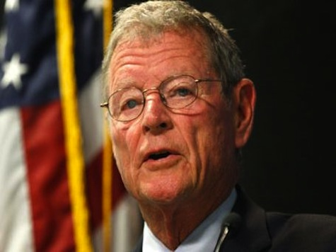 Inhofe Slams Obama's Outrageous Lie: Benghazi Will Be the 'Greatest Cover-Up' in US History