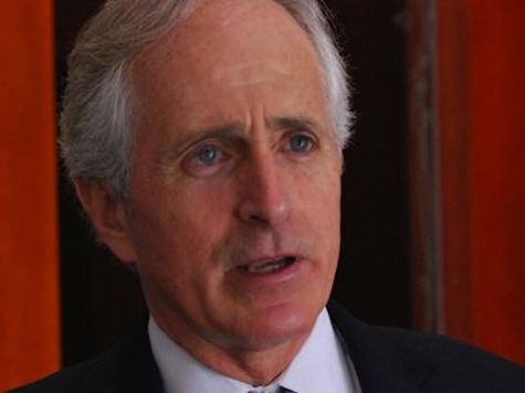 Corker: Obama Has Let Down Kerry, Syrian Refugees, Our Allies and Democracy