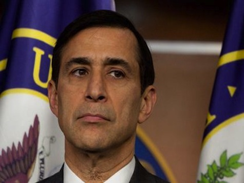 Issa: There Will Be More Than 2.5 Million Jobs Lost Due to ObamaCare By the Next Election