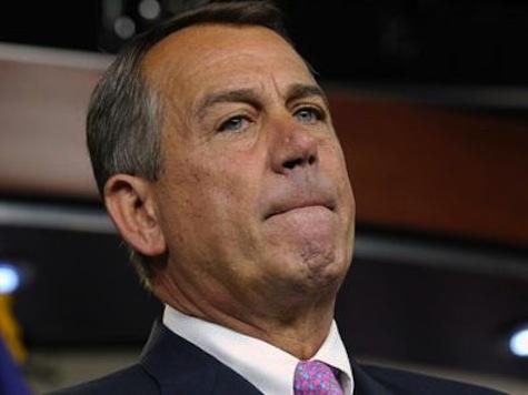 Boehner Unloads on Reporter over 'Complex' Keystone XL Pipeline
