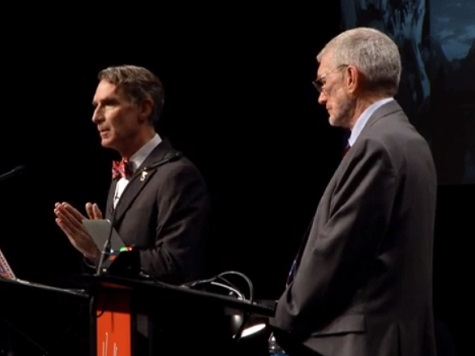 Full Debate: Bill Nye 'The Science Guy' Debates Ken Ham on Theory of Creation