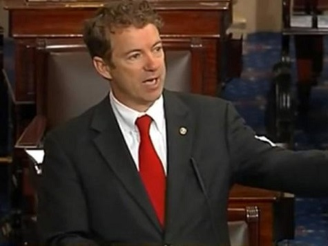 Rand Paul Attacks Democrats for Bill Clinton, Woody Allen 'Hypocrisy' in 'War on Women'