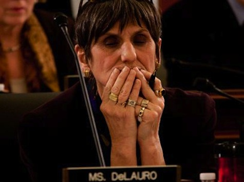 Dem Rep. Rosa DeLauro Avoids Answering If She Trusts Obama