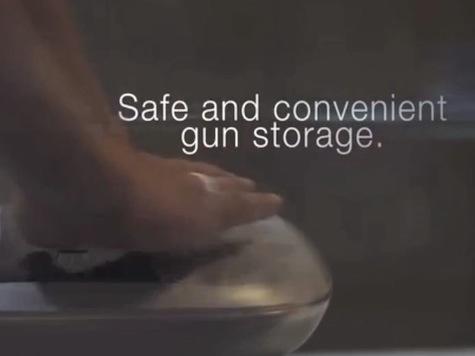 High-Tech Gun Box Answers Common Anti-Gun Fears