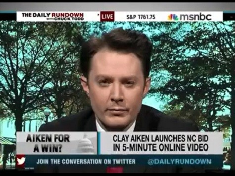 Clay Aiken Explains His Motivations for Running for Congress